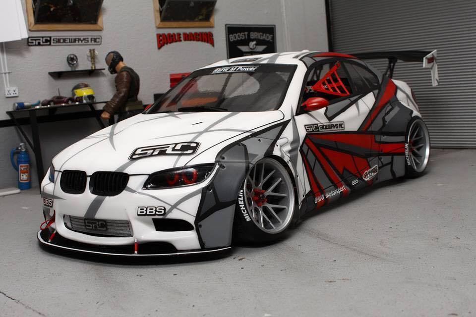 Hot Tab Bmw M3 E92 Liberty Walk Rc Bodies And Parts