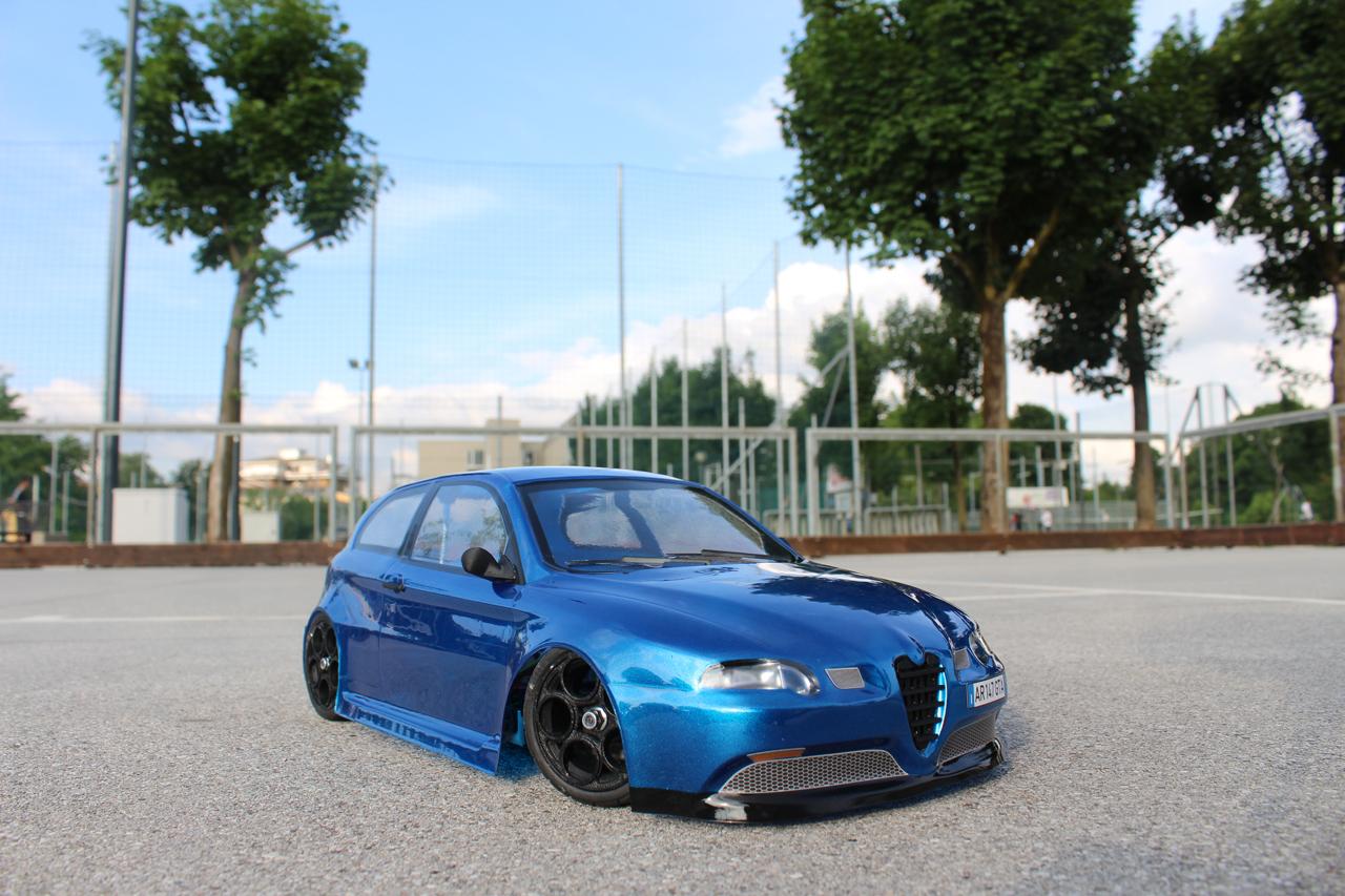 Alfa Romeo 147 Gta Rc Bodies And Parts