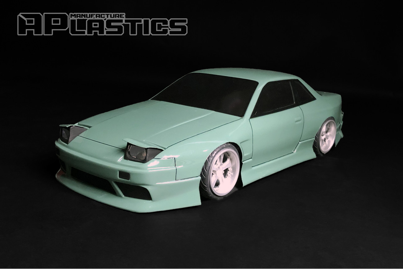 Nissan Silvia S13 Onevia Rc Bodies And Parts