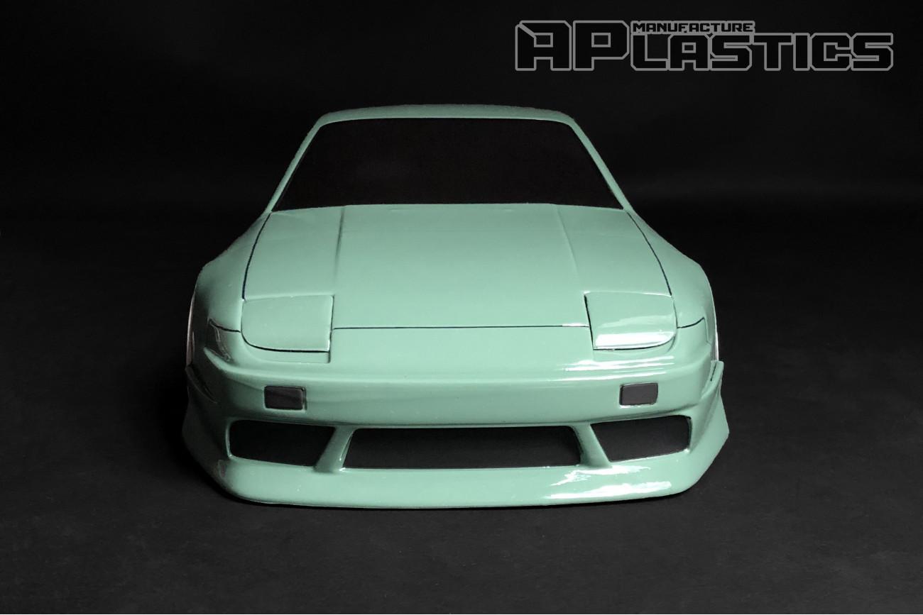 Aplastics Nissan Silvia S13 Onevia Rc Bodies And Parts