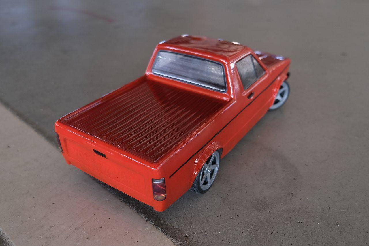 Vw Caddy Mk1 Rc Bodies And Parts